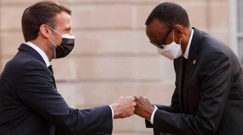 París nombra nuevo embajador en Kigali