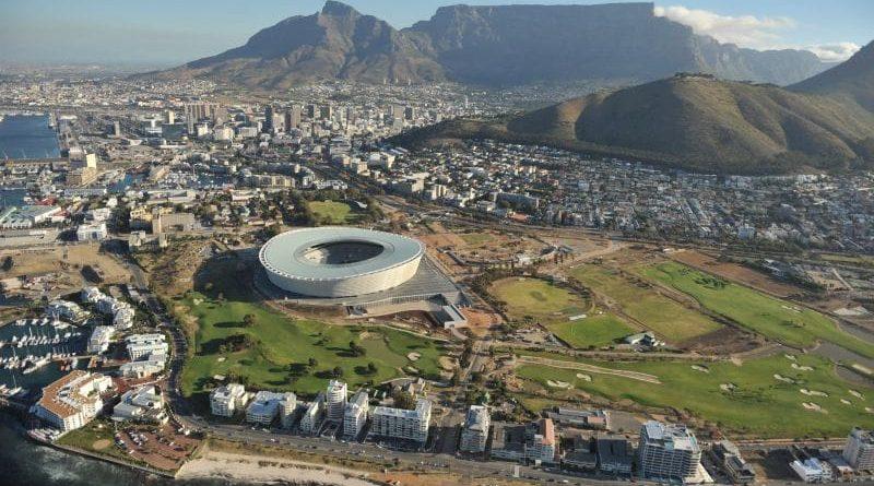 Parque Green Point    Descubrimiento de Sudáfrica