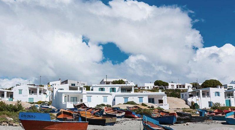 Paternoster - pueblo de pescadores en el Cabo Occidental