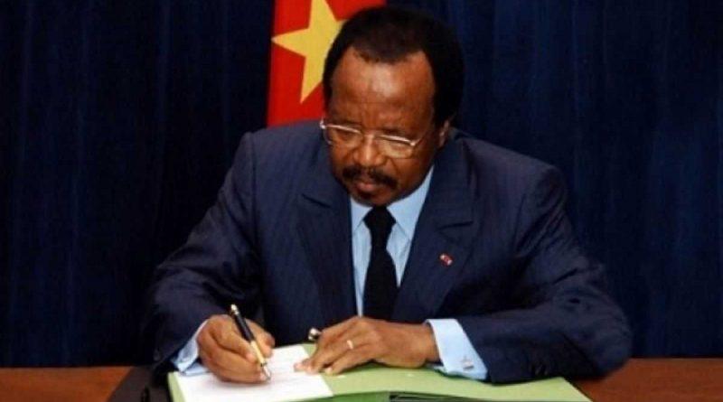 Paul Biya nombra nuevos líderes del Consejo Nacional de Comunicación