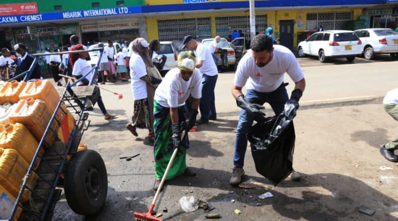 Proyecto Butterfly: lucha contra la contaminación plástica