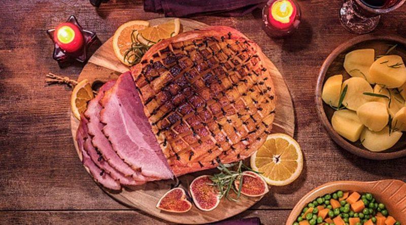 Receta navideña: Gammon (jamón) glaseado con cerveza y jengibre, y otras sorpresas