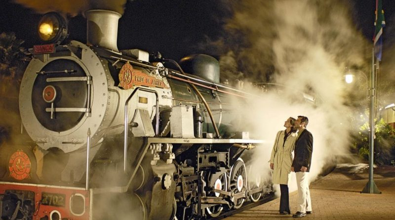 Rovos Rail, un tren de lujo