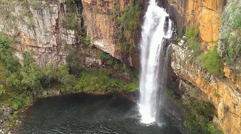 Ruta de las cascadas de Sabie