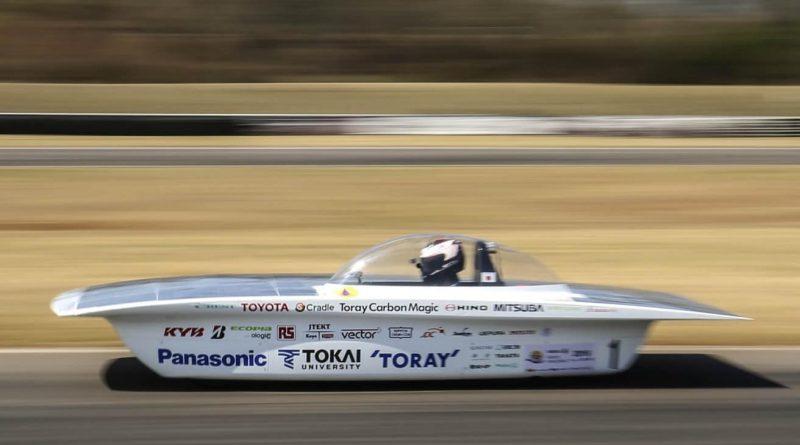 Sasol Solar Challenge: ¡carrera eléctrica!