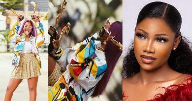 'Tacha' de BB Naija gana los premios Three Screams