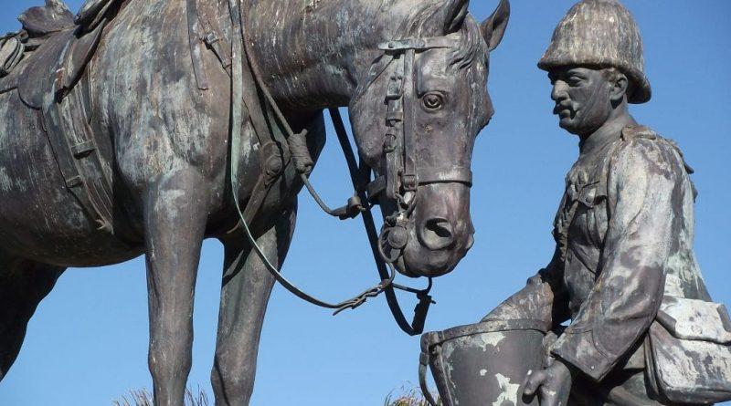 The Horse Memorial, Port Elizabeth