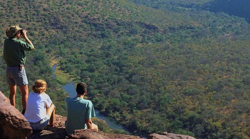 Tranquilidad en Mountain Sanctuary Park, noroeste