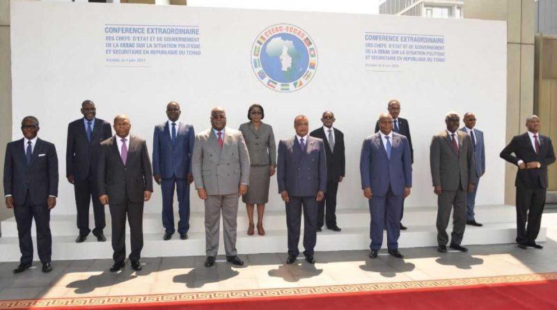 Tshisekedi, Sassou N'Guesso, Lourenço y Touadera alzan la voz