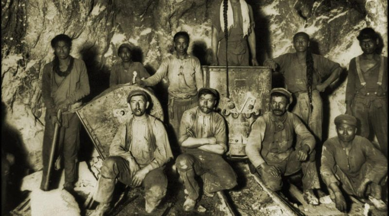 Una breve historia de la minería en Sudáfrica (1/2)