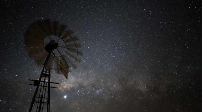 Una noche en las estrellas en Sutherland