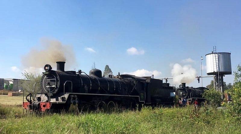 Viaje en tren Tshwane Explorer