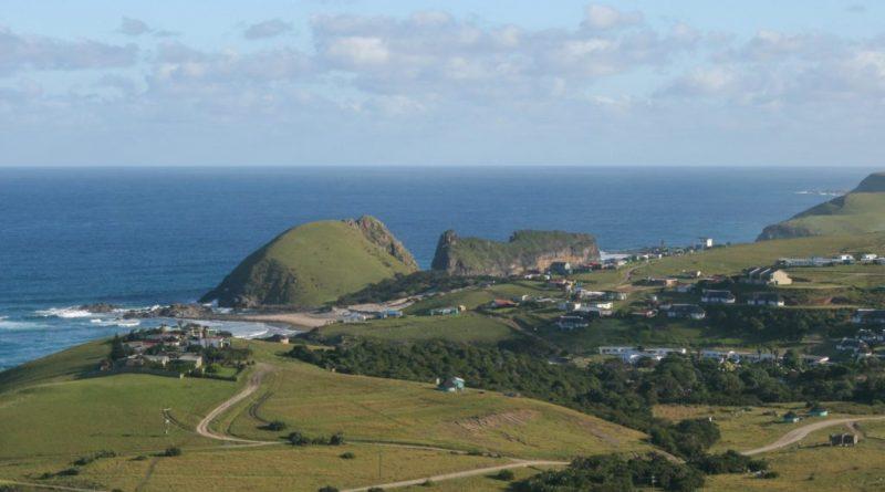 Visita la región de Transkei