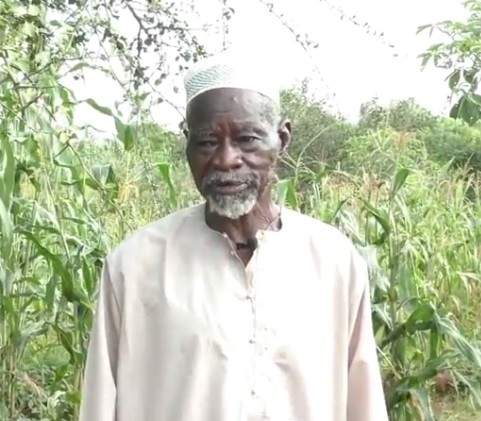 Yacouba Sawadogo, un agricultor de Burkina Faso recibe un premio Nobel alternativo
