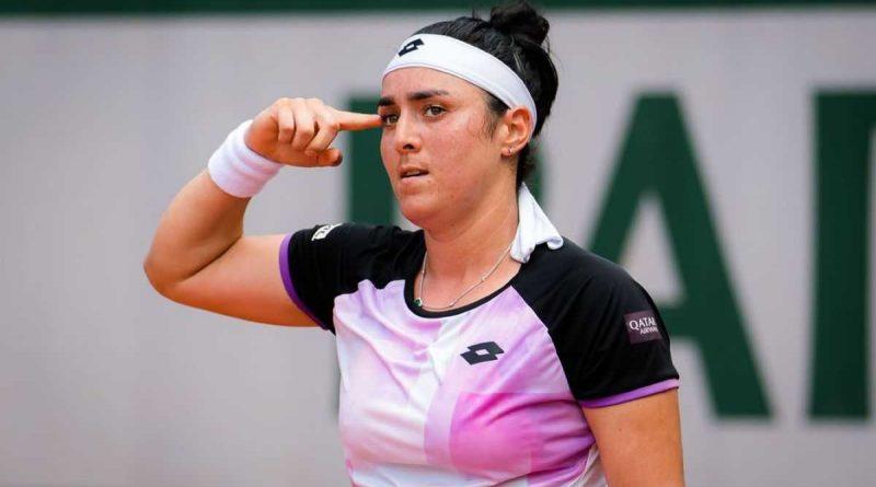 clasificado para la tercera ronda de Roland-Garros, Ons Jabeur se enfrenta a la polaca Magda Linette