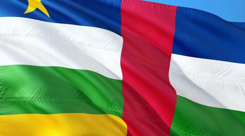 Drapeau de Centrafrique