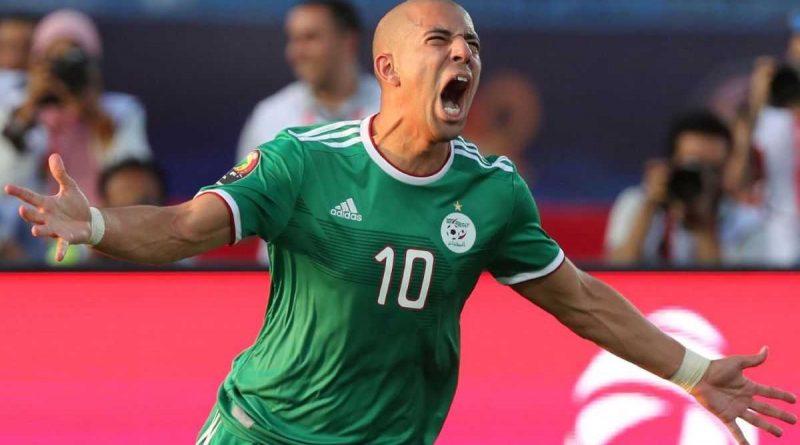 y 25 para Argelia, ¡los fantásticos hombres de Belmadi!