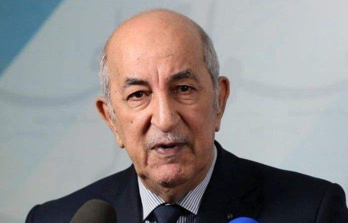 "¿""Muerte del presidente argelino"", Abdelmadjid Tebboune?"