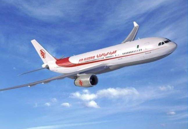 Air Algérie despega de nuevo