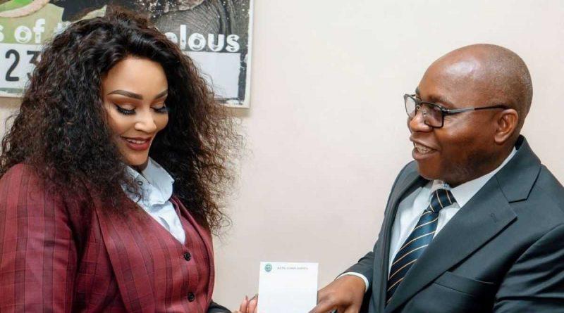Zari Hassan nombrada embajadora de turismo